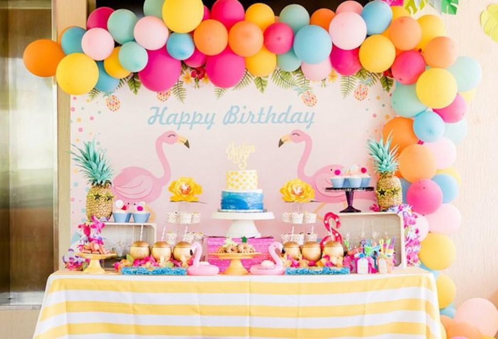 сценарий на день рождения ребенку 5